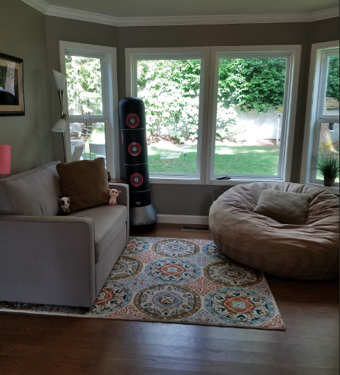 Picture of Living Room Windows